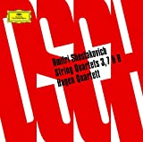 ショスタコーヴィチ:弦楽四重奏曲第3番・第7番・第8番