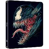 ヴェノム ブルーレイ スチールブック仕様 [Blu-ray リージョンフリー ※日本語無し](輸入版)