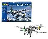 ドイツレベル 1/32 メッサーシュミット Bf109G-6 04665 プラモデル
