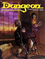 Dungeon: Adventures for Tsr Role-Playing Games : September/October 1994, Issue No 49 : Vol Ix, No 1