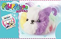 Fluffables Deluxe Motion Marshmallow Kitty Cat [Floral] [並行輸入品]