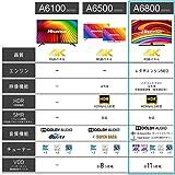 ハイセンス 43V型 4Kチューナー内蔵液晶テレビ レグザエンジンNEO搭載 HDR対応 -外付けHDD録画対応(W裏番組録画)/メーカー3年保証-43A6800 43A6800