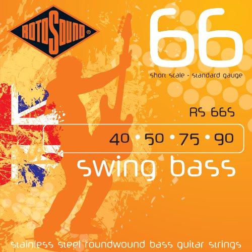 ROTOSOUND RS66S ベース弦(4弦) (ロトサウンド)