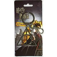 Harry Potter(ハリー?ポッター)Deathly Hallows(死の秘宝)Pewter Keyring(キーホルダー) [並行輸入品]