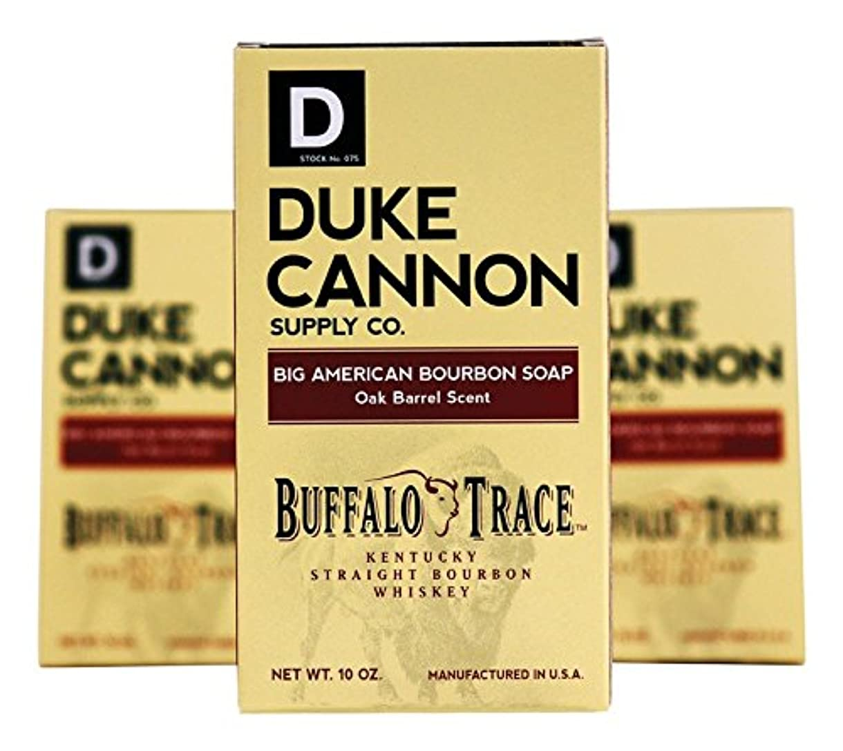 吹きさらし現実にはセットアップDuke Cannon タバーンコレクションスペシャルエディションメンズソープ(、)