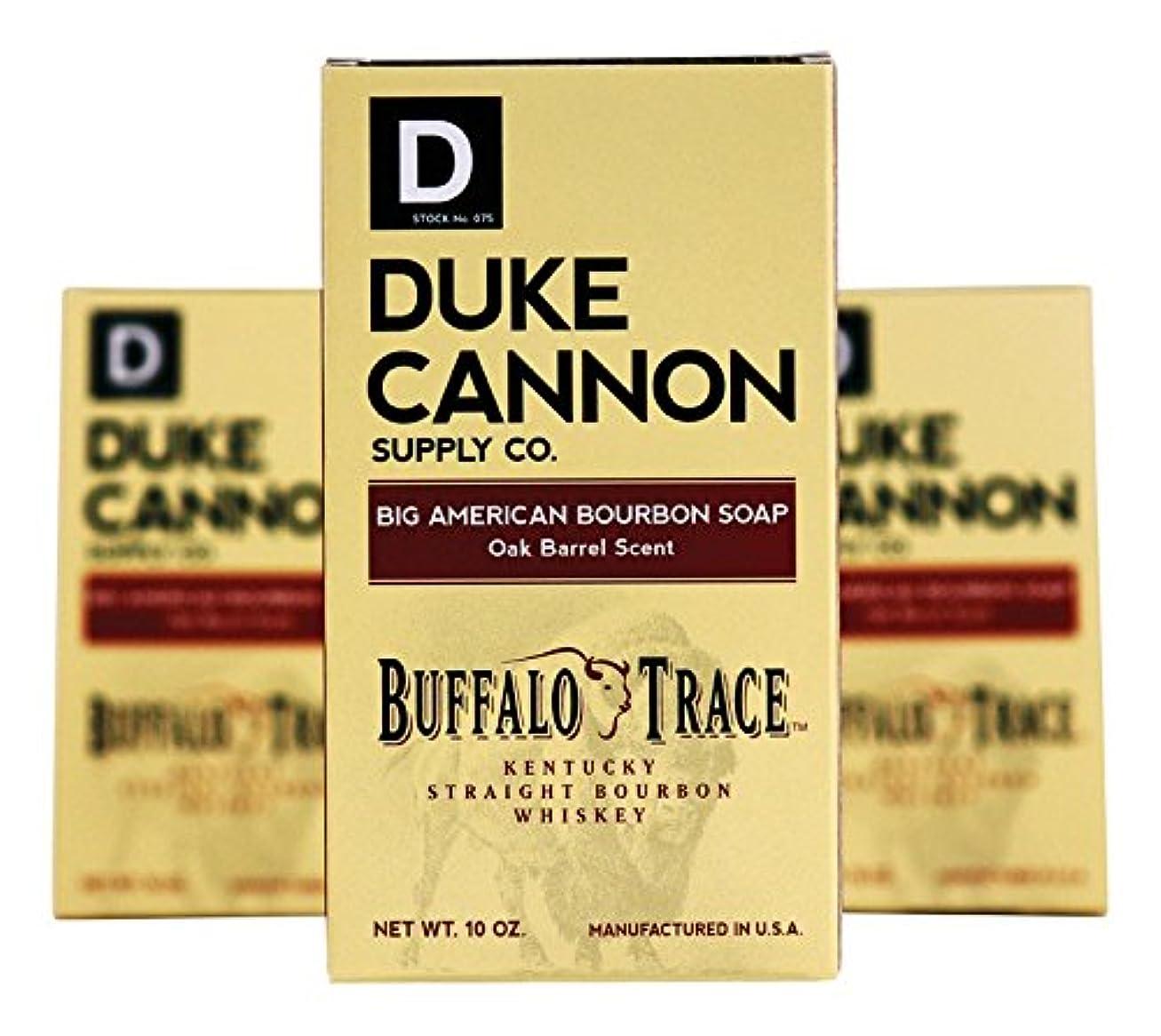黒くするリクルートバーマドDuke Cannon タバーンコレクションスペシャルエディションメンズソープ(、)