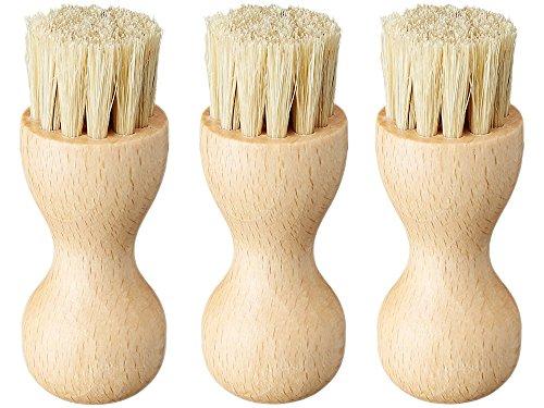 [エム・モゥブレィ]クリーム塗布用ブラシ ペネトレィトブラシ 3個セット 701271