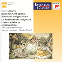 Ravel;Rapsodie Espagnole