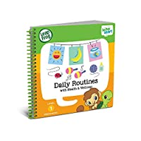 (Daily Routines Activity Book) - LeapFrog LeapStart Nursery Activity Book