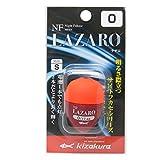 キザクラ(kizakura) ウキ NF ラザロ S-0 オレンジ S