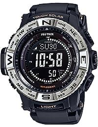 [カシオ]CASIO 腕時計 プロトレック 電波ソーラー PRW-3510-1JF メンズ