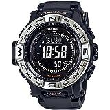 [カシオ]CASIO 腕時計 PROTREK トリプルセンサーVer.3搭載 世界6局対応電波ソーラー PRW-3510-1JF メンズ