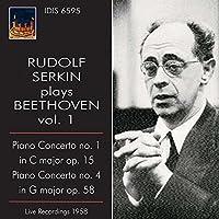 Beethoven: Concertos No 1/4