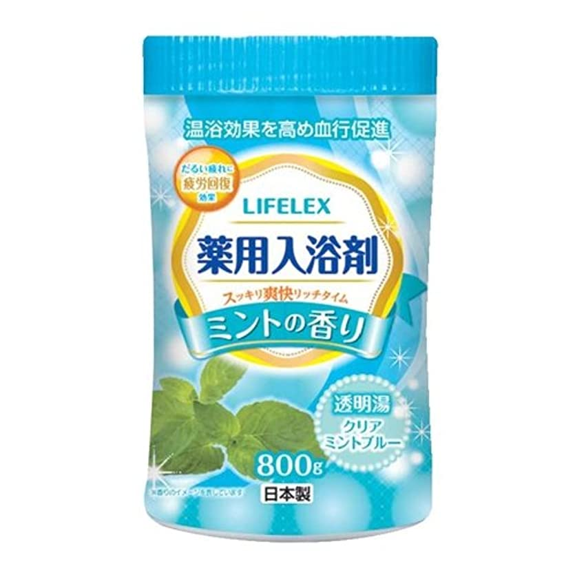 ラジウム台無しに不可能なコーナンオリジナル 薬用入浴剤 800g ミントの香り