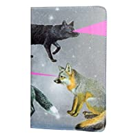 Foxy Lasers Journal ( Diary、ノートブック) W / Moleskine Cahierポケットカバー