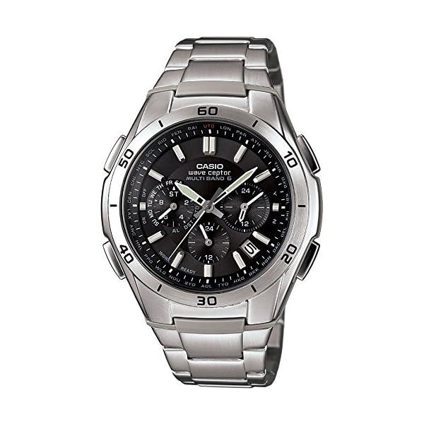 [カシオ]CASIO 腕時計 WAVECEPTORの紹介画像2