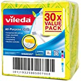 Vileda All Purpose Cloth 30pc