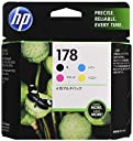 【Amazon.co.jp 限定】HP 178 4色マルチパックCR281AA