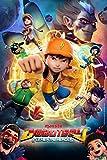 Boboiboy: Elemental Heroes [DVD]