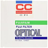 FUJIFILM 色補正フィルター(CCフィルター) 単品 フイルター CC B 10 7.5X 1