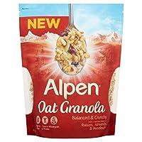 アルペンエンバクグラノーラレーズン、アーモンド&ヘーゼルナッツ450グラム (x 6) - Alpen Oat Granola Raisins, Almonds & Hazelnuts 450g (Pack of 6) [並行輸入品]