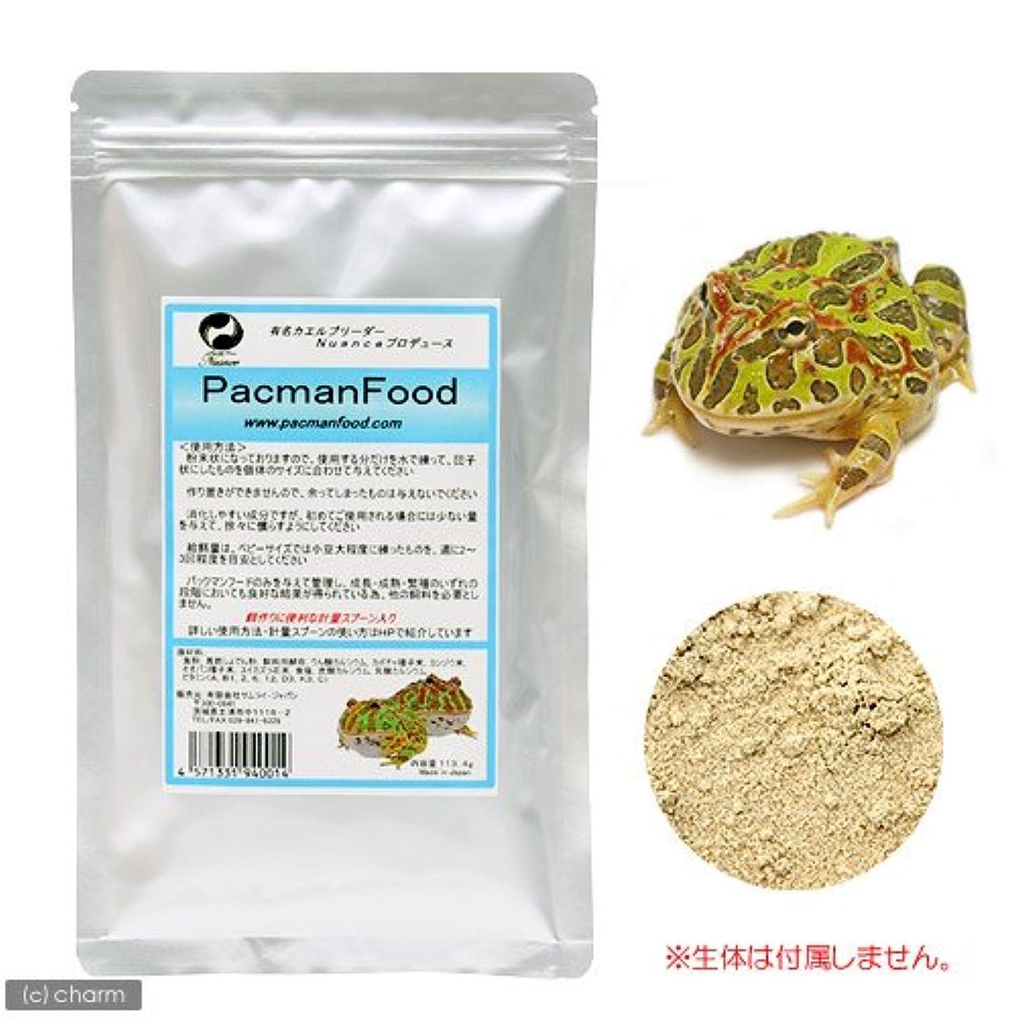 予見する画家サムライ?ジャパン Pacman Food パックマンフード 4oz(113.4g) カエル用