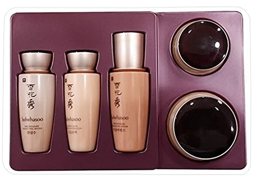 ネクタイ週末祈るSulwhasoo Jinseol Extra Refining Kit ( 5 Items )