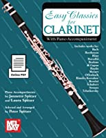 Easy Classics for Clarinet: With Piano Accompaniment