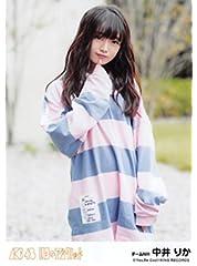 【中井りか】 公式生写真 AKB48 11月のアンクレット 劇場盤 選抜Ver.