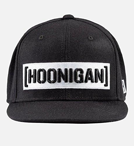 [ HOONIGAN ] フーニガン Censor Bar オフィシャル スナックバック CAP