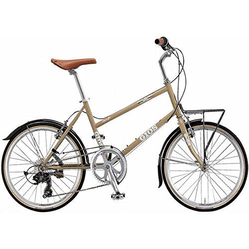 GIOS(ジオス) クロスバイク PULMINO BROWN 400mm