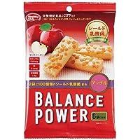 ヘルシークラブ バランスパワー アップル(2本*6袋入) 健康食品 ダイエットサポート バランス栄養食 [簡易パッケージ品] home-ak
