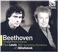 Beethoven: Complete Piano Concertos (Paul Lewis) (2010-08-10)