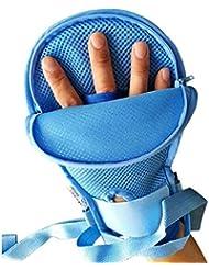 認知症用手袋安全手袋、病院用医療用手袋、予防患者の自己傷害 (Color : Single pack)