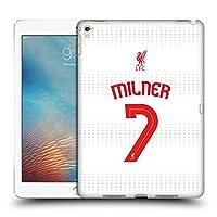 オフィシャル Liverpool Football Club アウェイシャツ・ホワイト Milner シャツNew 2015/16 iPad Pro 9.7 (2016) 専用ハードバックケース