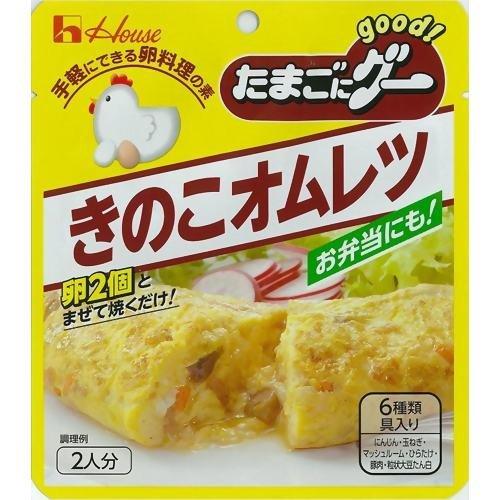 たまごにグー きのこオムレツ 65g フード 調味料・油 料理の素 [並行輸入品]