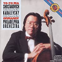 Shostakovich/Kabalevsky : Cello Concerto No.1