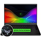 Razer Blade 15 Advanced Model Intel i7-9750H 16 GB RAM 512 GB SSD 15.6-Inch FHD Gaming Laptop, Matte Black, RZ09-03137E02-R3B1