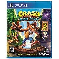 Crash Bandicoot N. Sane Trilogy (輸入版:北米) - PS4