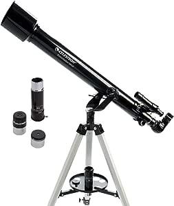 Celestron Power Seeker 60AZ Télescope/Jumelles 700 mm