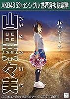 【山田菜々美】 公式生写真 AKB48 Teacher Teacher 劇場盤特典