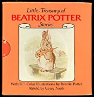Little Treasury of Beatrix Potter Stories: 6 Volume Boxed Set