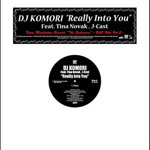 Really Into You feat. Tina Nov...
