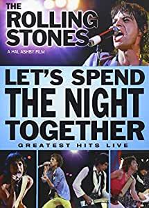 Let's Spend the Night Together [DVD] [Import]