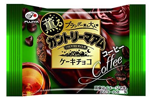 1個薫るカントリーマアムケーキチョコ(コーヒー)