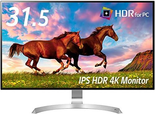 LGモニター ディスプレイ 32UD99-W/4K(3840×2160)/HDR対応/IPS非光沢/USB Type-C、HDMI×2、DisplayPort/スピーカー搭載/高さ調節、ピボット対応
