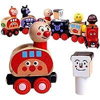 ベビーおもちゃ、子供の教育玩具、脳を発達させる 第6節磁器小列車ファンシー小列車磁場を引きずる