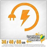 KIWISTAR - Energy Low - Electricity Boost 15色 - ネオン+クロム! ステッカービニールオートバイ