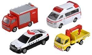 トミカ 緊急車両セット5