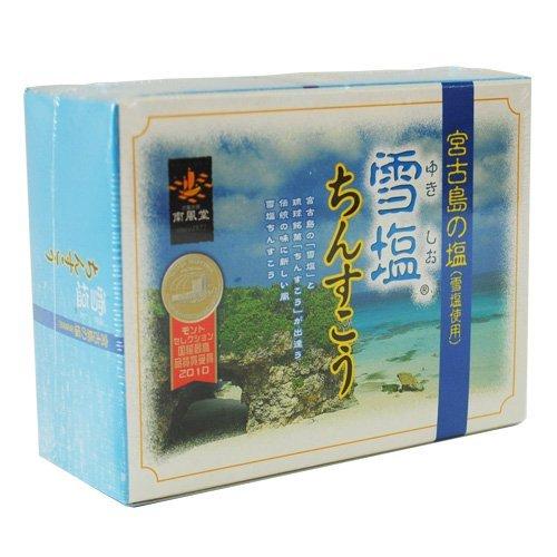 雪塩ちんすこう(ミニ) 12個入(2×6袋) 80箱セット